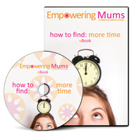 How To Find More Time E-Book | Empowering Mums UK