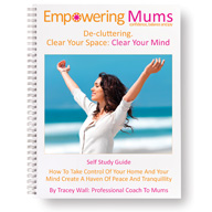 De-cluttering. Clear Your Space: Clear Your Mind | Empowering Mums UK