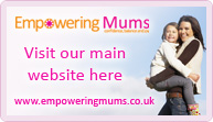 Empowering Mums Website