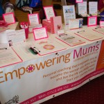 Empowering Mums Enjoys Cheshire Mind, Body and Spirit Fair