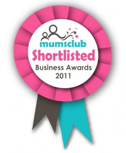 2011 Shortlisted badge